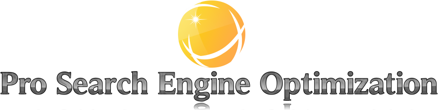 ProSearchEngineOptimization Logo